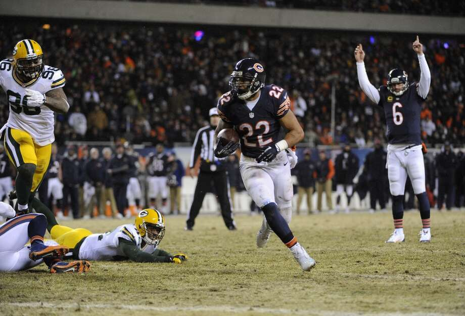 No. 5 – Chicago Bears, $348.99. Photo: David Banks, Getty Images