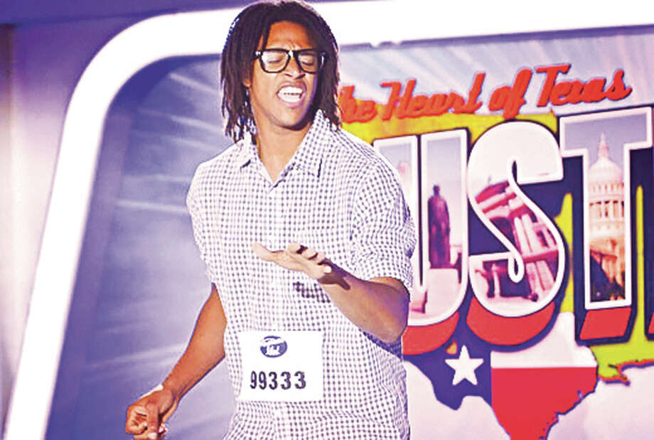 Savion Wright, of Jasper, on American Idol. Courtesy photo.
