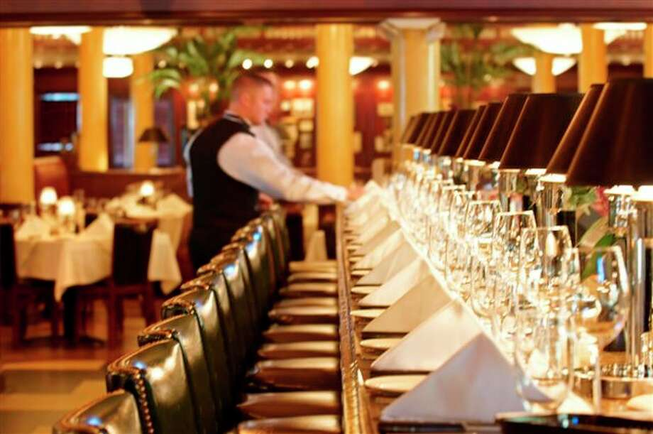 An interior look at Pappas Bros. Steakhouse.  Photo: Handout