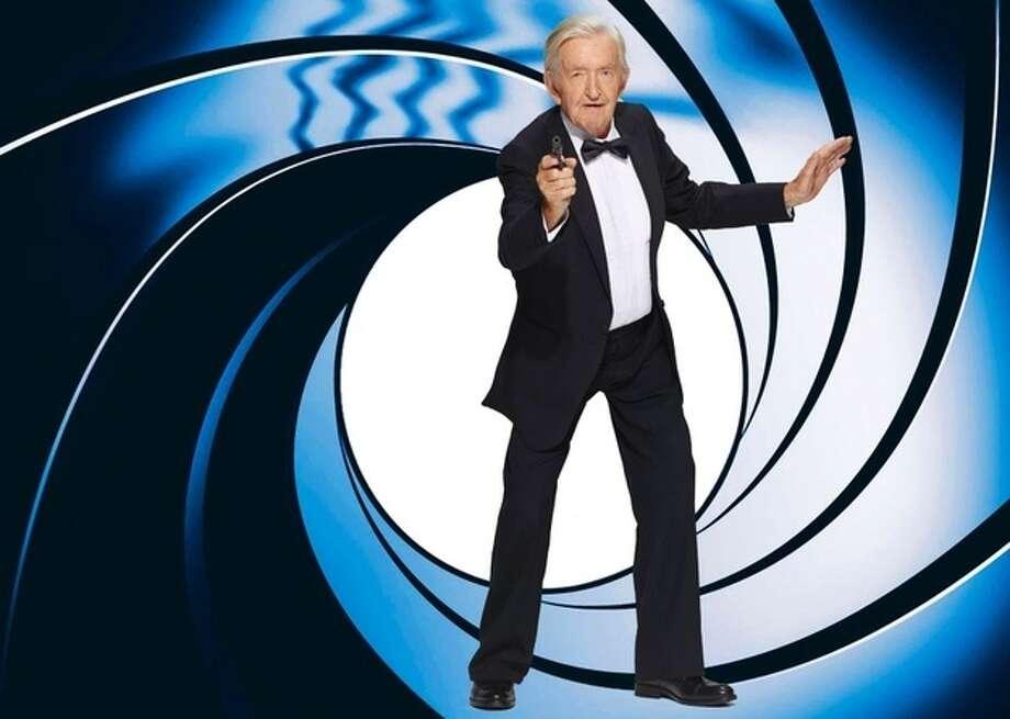 """James Bond""Wilhelm Buiting, 89 Photo: Contilla Retirement Group"
