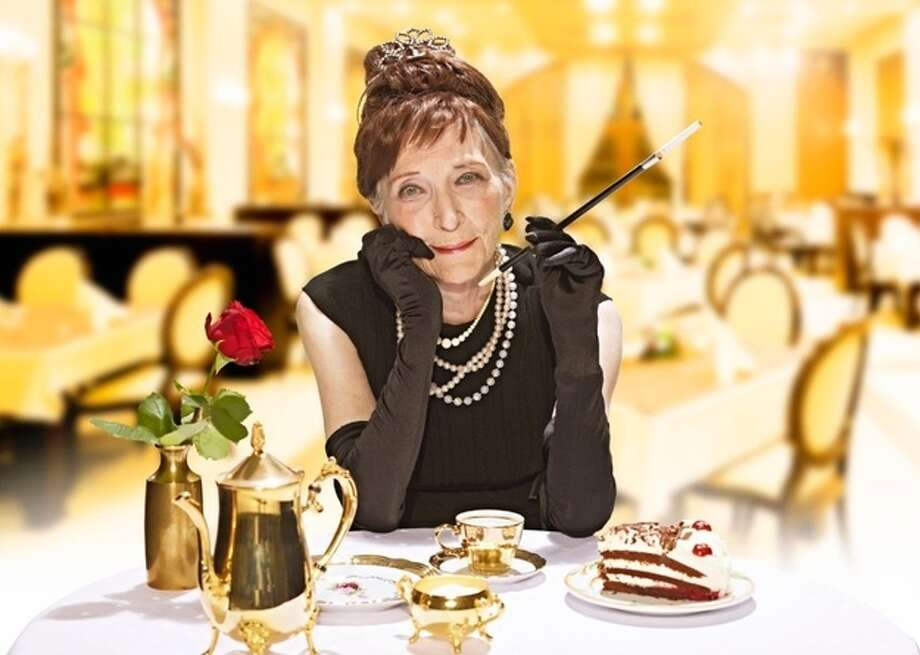 """Breakfast at Tiffany's""Marianne Brunsbach, 86 Photo: Contilla Retirement Group"