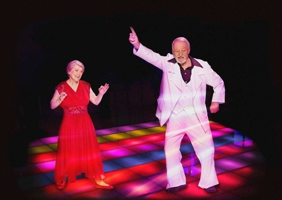 """Saturday Night Fever"" Irmgard Alt, 79, and Siegfried Gallasch, 87 Photo: Contilla Retirement Group"