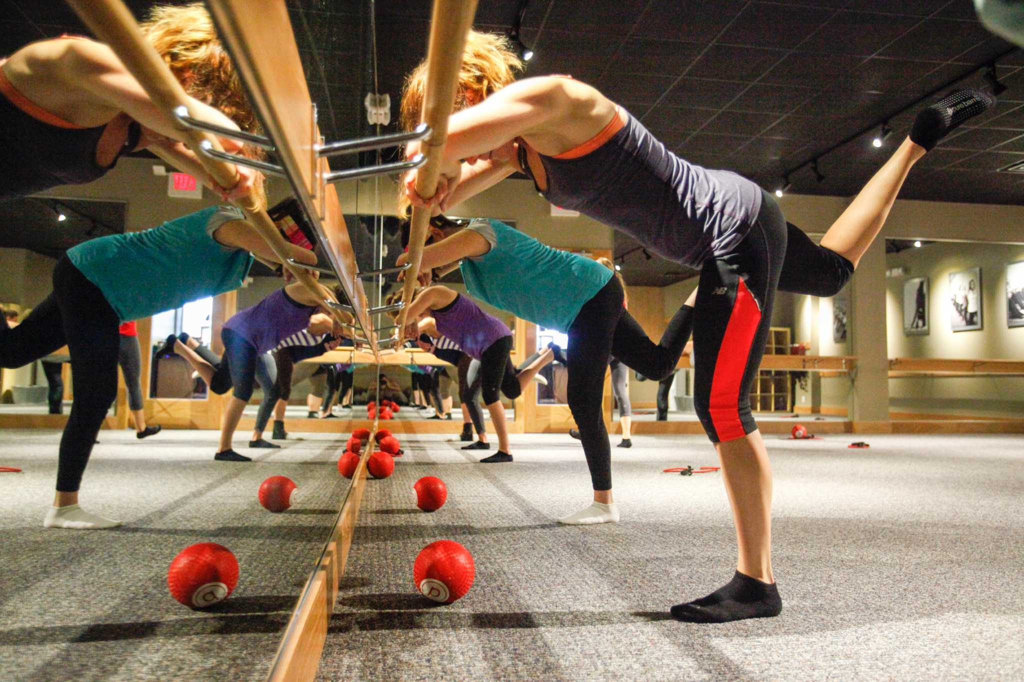 Pure barre is harder than you think houston chronicle xflitez Gallery
