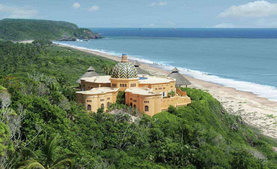 Cuixmala, once the private getaway of a British multimillionaire, is the crown jewel of the Costa Alegre. Photo: Courtesy Michael Gilbreath / © michael gilbreath