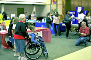 The Special Needs Summer Camp Fair, sponsored by Mikey's Place and Memorial Drive United Methodist Church, is held annually.