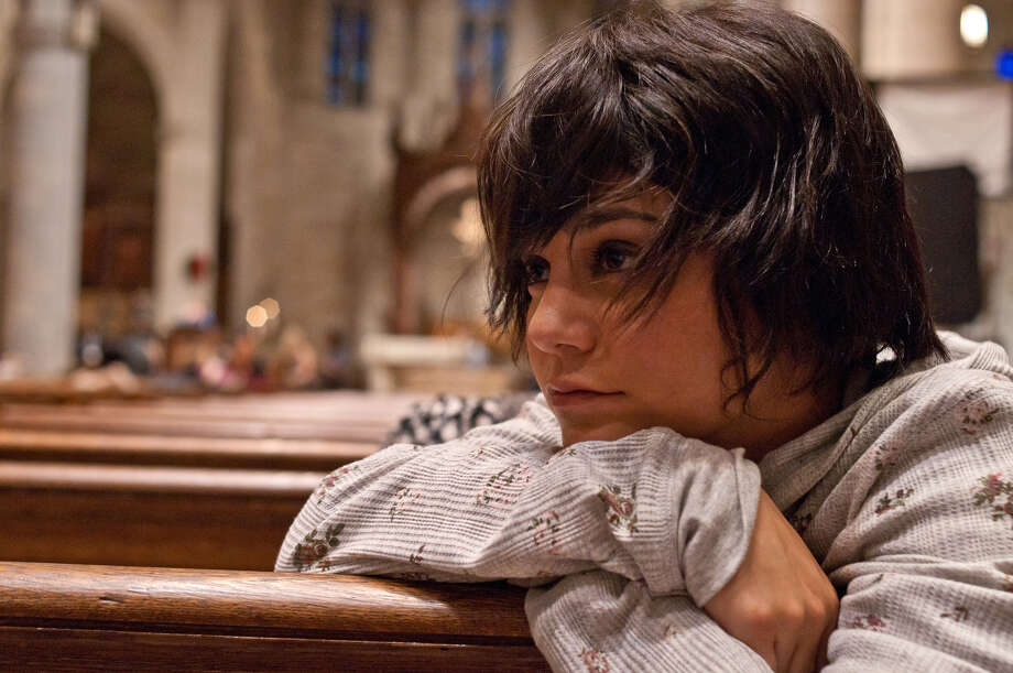 "This image released by Roadside Attractions shows Vanessa Hudgens in a scene from ""Gimme Shelter."" (AP Photo/Roadside Attractions) Photo: HOEP / Roadside Attractions"