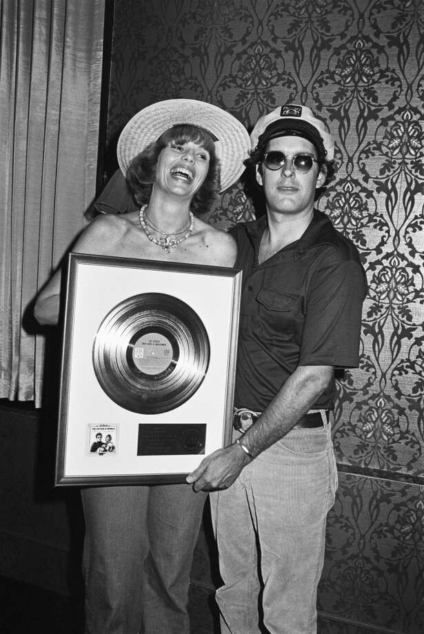 Toni Tennille and Daryl Dragon of singing duo Captain & Tennille filed for divorce on January 16, 2014.  The couple had been married for 39 years. Photo: Fin Costello, Redferns