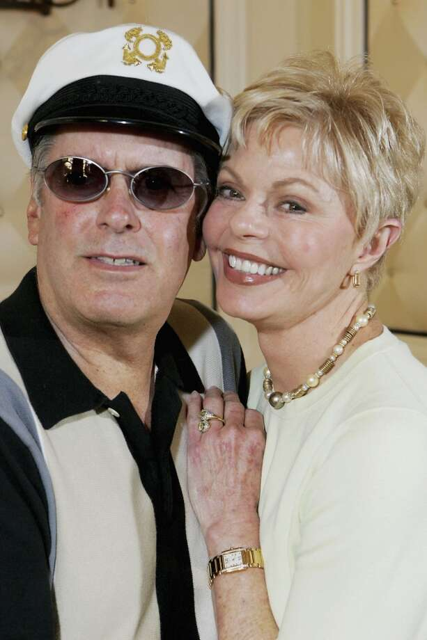Toni Tennille and Daryl Dragon of singing duo Captain & Tennille filed for divorce on January 16, 2014.  The couple had been married for 39 years. Photo: Ethan Miller, Getty Images