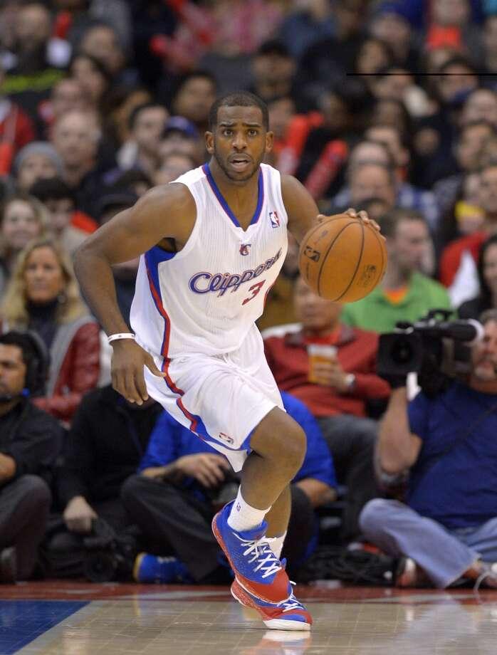 Chris Paul  Los Angeles Clippers guard Photo: Mark J. Terrill, Associated Press