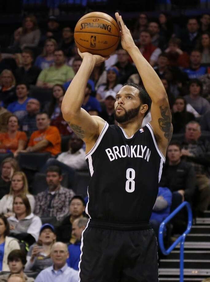 Deron Williams  Brooklyn Nets guard Photo: Sue Ogrocki, Associated Press