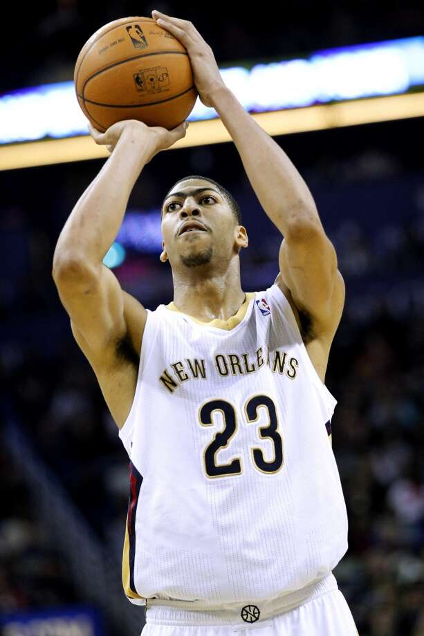 Anthony Davis  New Orleans Pelicans forward Photo: Jonathan Bachman, Associated Press