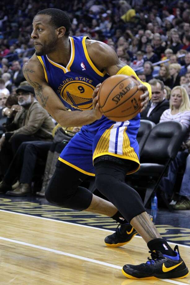 Andre Iguodala  Golden State Warriors forward Photo: Jonathan Bachman, Associated Press