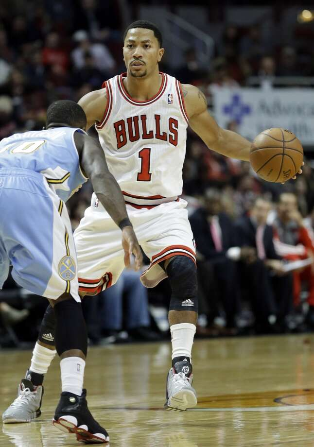 Derrick Rose  Chicago Bulls guard Photo: Nam Y. Huh, Associated Press