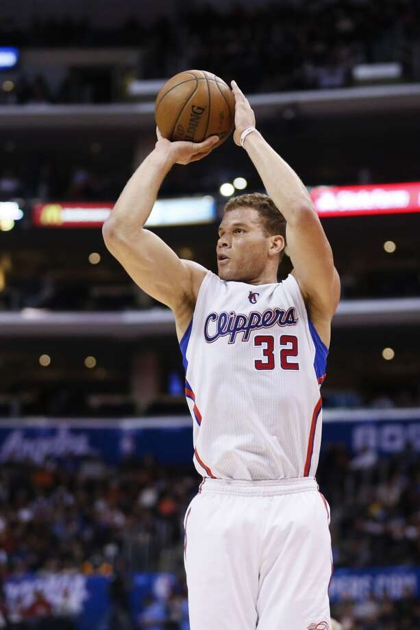 Blake Griffin  Los Angeles Clippers forward Photo: Danny Moloshok, Associated Press