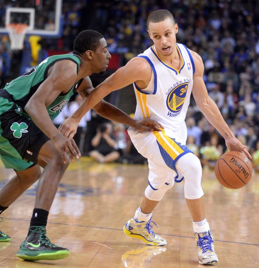 Stephen Curry  Golden State Warriors guard Photo: Doug Duran, MCT