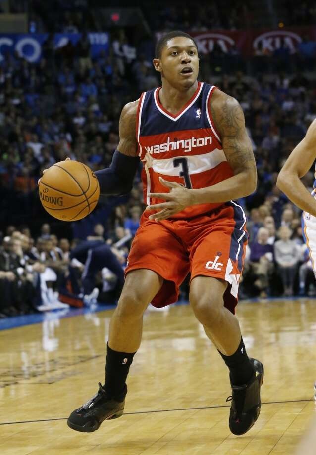 Bradley Beal  Washington Wizards guard Photo: Sue Ogrocki, Associated Press