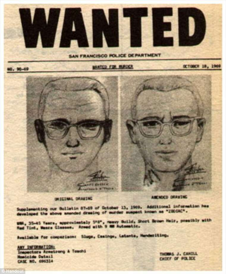 Did you see this guy in 1969 and forget to tell anyone about it? Photo: San Francisco Chronicle