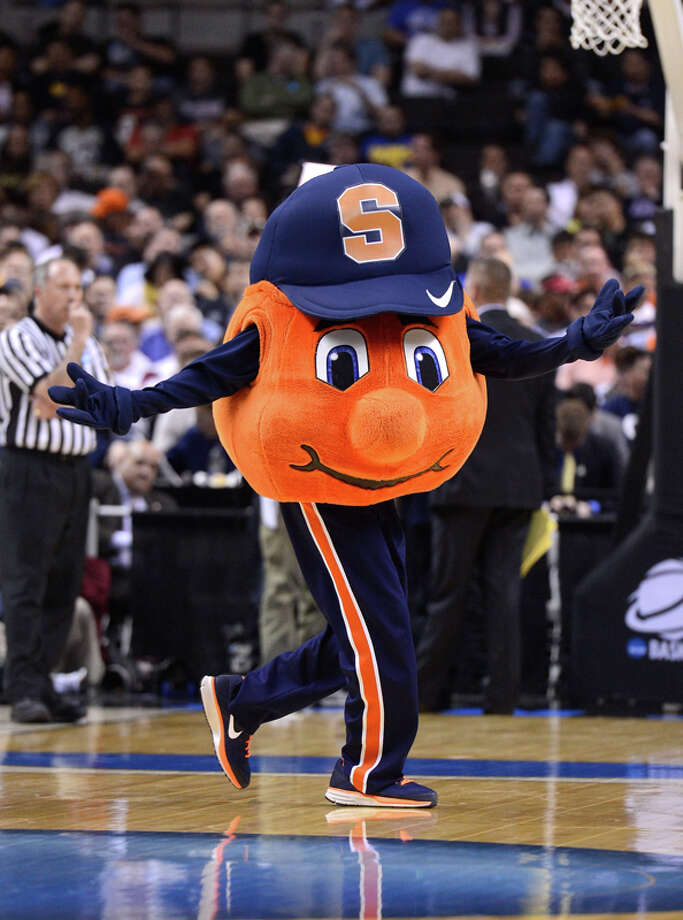 Well, Syracuse – it is an orange. We'll give you that. Photo: Thearon W. Henderson, Getty Images / 2013 Getty Images
