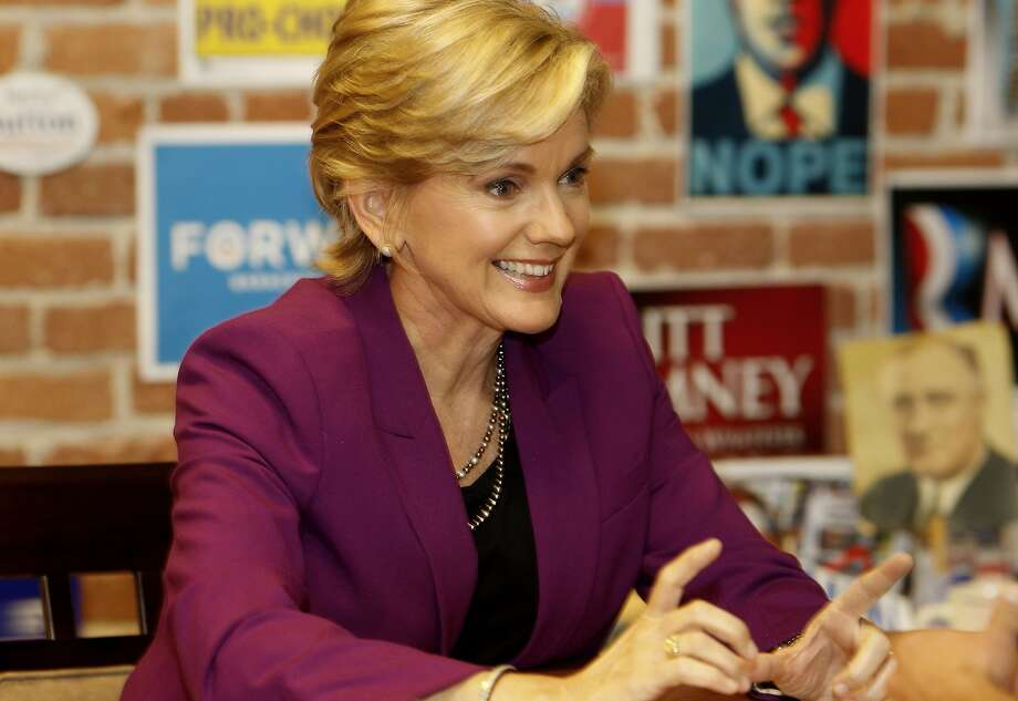 Ex-Michigan Gov. and current UC Berkeley instructor Jennifer Granholm, seen here in 2012, will co-chair the Priorities Action USA political action committee. Photo: Brant Ward, The Chronicle