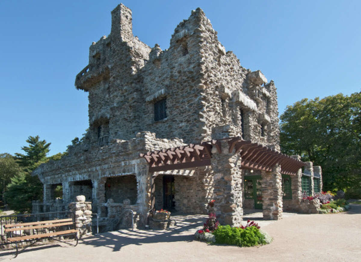 Treat your date like a princess or a prince and head to Gillette Castle in East Haddam. You can hike, camp, picnic and check out the inside of this stone castle.