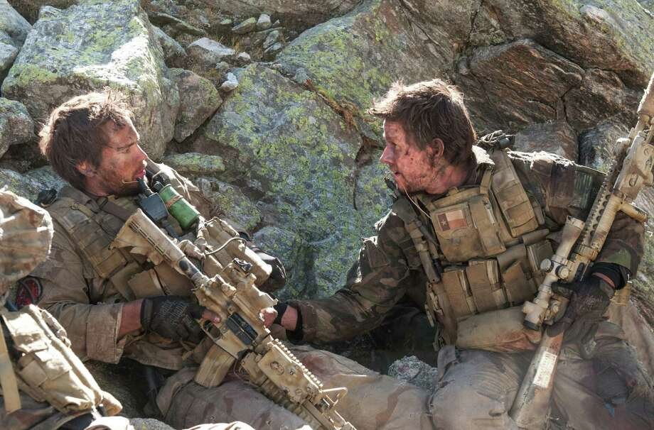 "The snotty left hates ""Lone Survivor."" OK, OK, the film shows an occupation force with superior firepower killing natives. But the critics dismiss the heroism and greatness of our military. Photo: Universal Pictures / Universal Pictures"