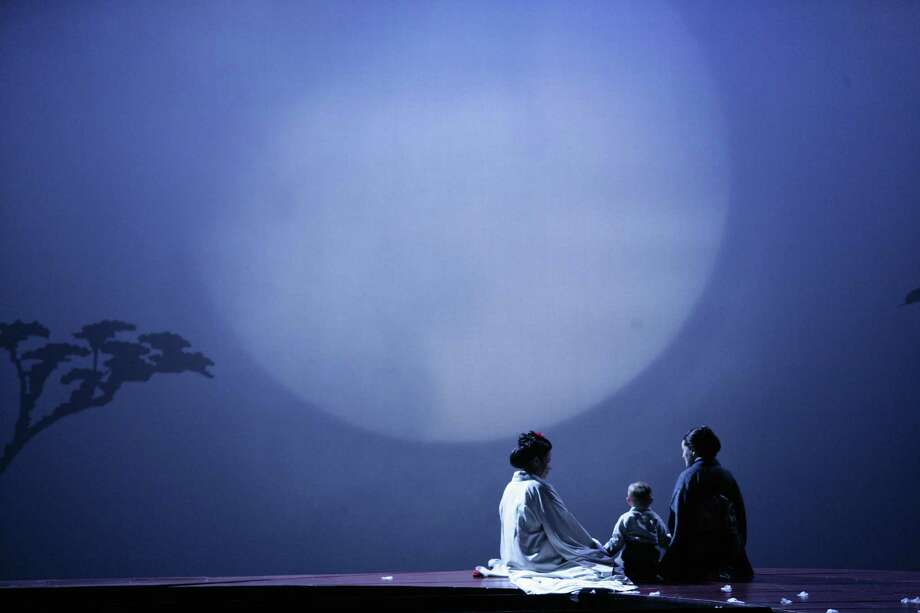 """Houston Grand Opera will present Giacomo Puccini's """"Madama Butterfly"""" in a staging by director Michael Grandage. Madame Butterfly Photo: Felix Sanchez"""
