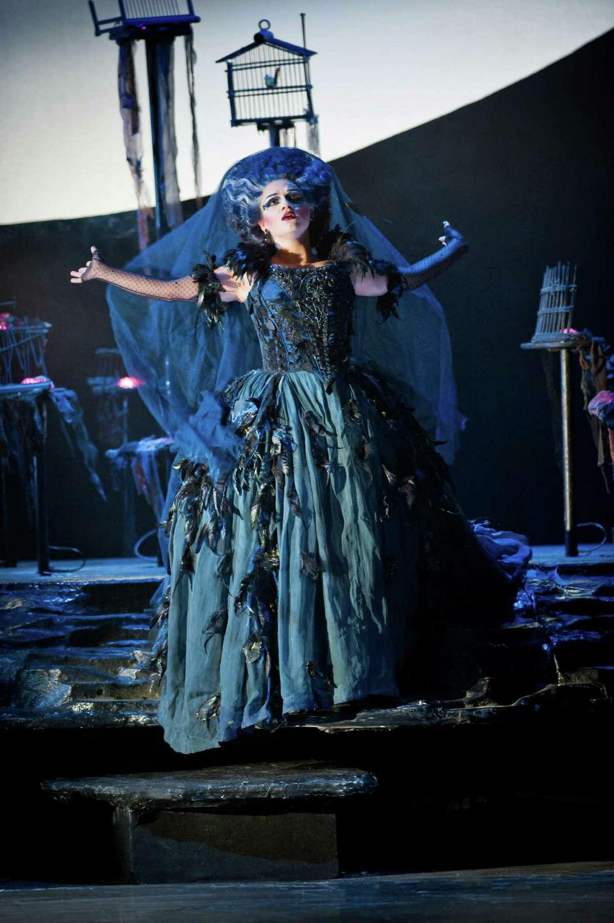 """Houston Grand Opera's 2014-15 season will include Mozart's """"The Magic Flute."""""""