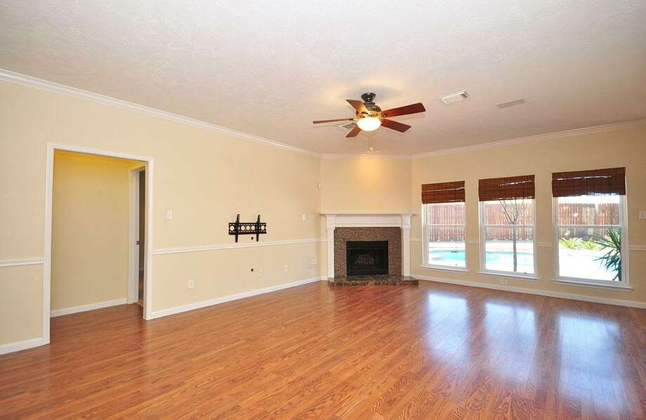 28227 Nancy: This 1994 home has 5 bedrooms, 3.5 bathrooms, and 3,654 square feet. Listed for $347,000. Open house: 1/26/2013, 11 a.m. to 2 p.m. Photo: Houston Association Of Realtors