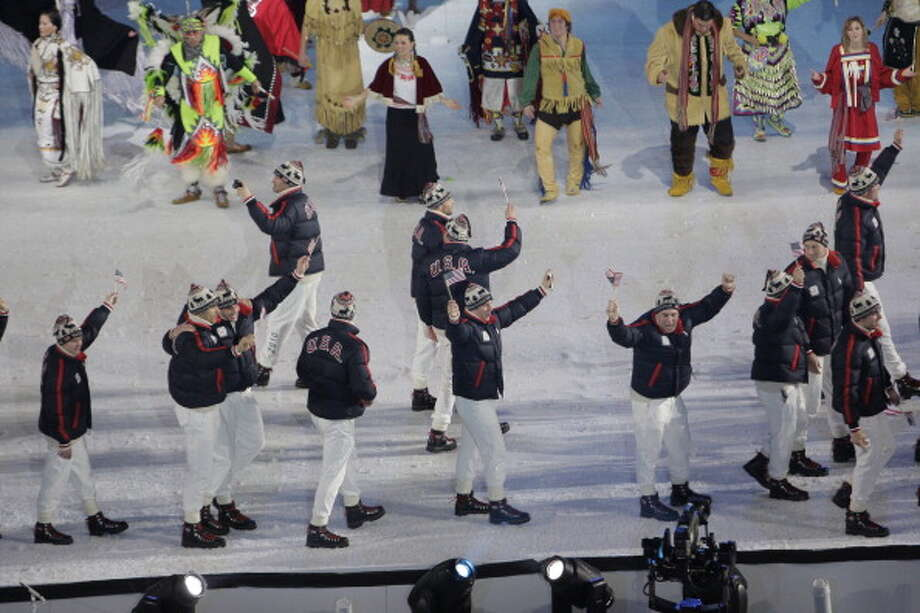 2010 Winter Olympic Games Opening Ceremony (Paul Drinkwater/NBCU Photo Bank) Photo: NBC, NBC Via Getty Images / © NBC Universal, Inc.