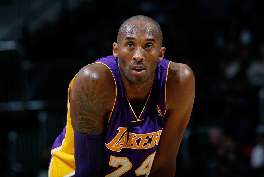 NBA star Kobe BryantSAT Score: 1080Source: PrepScholar Photo: Kevin C. Cox, Getty Images