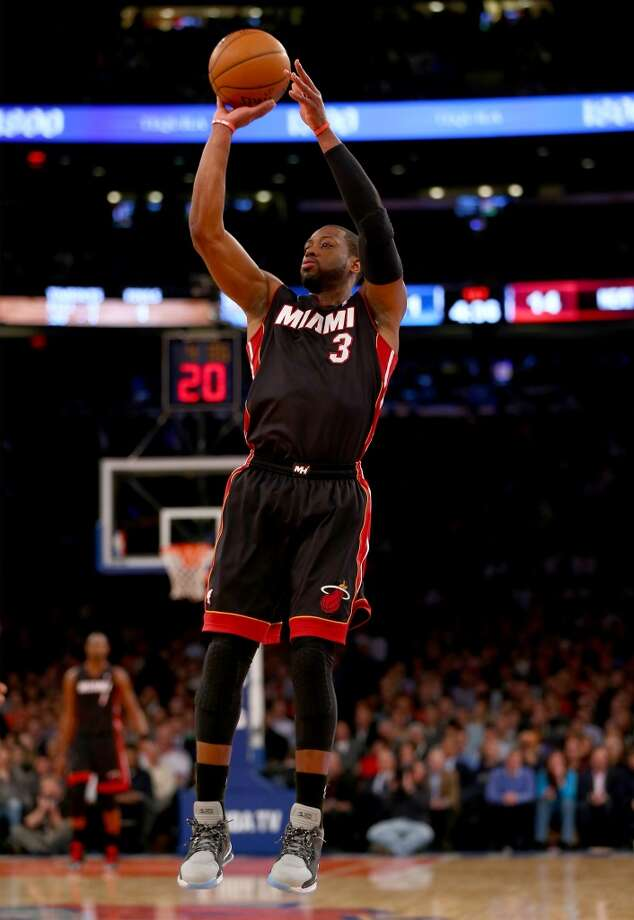 Eastern Conference starter  Dwyane Wade Miami Heat - shooting guard Votes: 929,542 Photo: Elsa, Getty Images