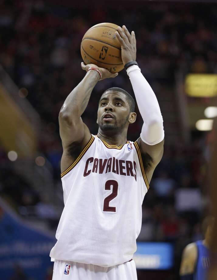 Eastern Conference starter  Kyrie Irving Cleveland Cavaliers - point guard Votes: 860,221 Photo: Tony Dejak, Associated Press