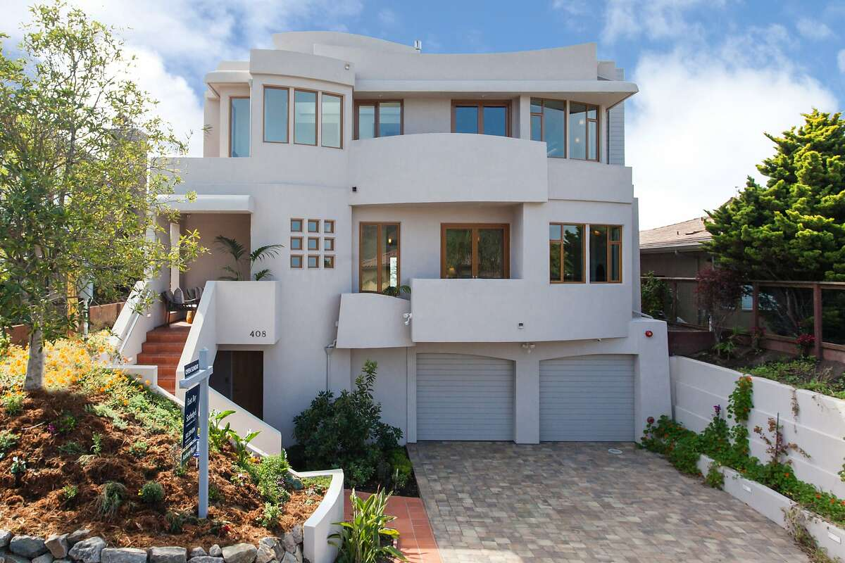 408 Gravatt Drive is a four-bedroom home in the Claremont Hills available for $2.495 million.
