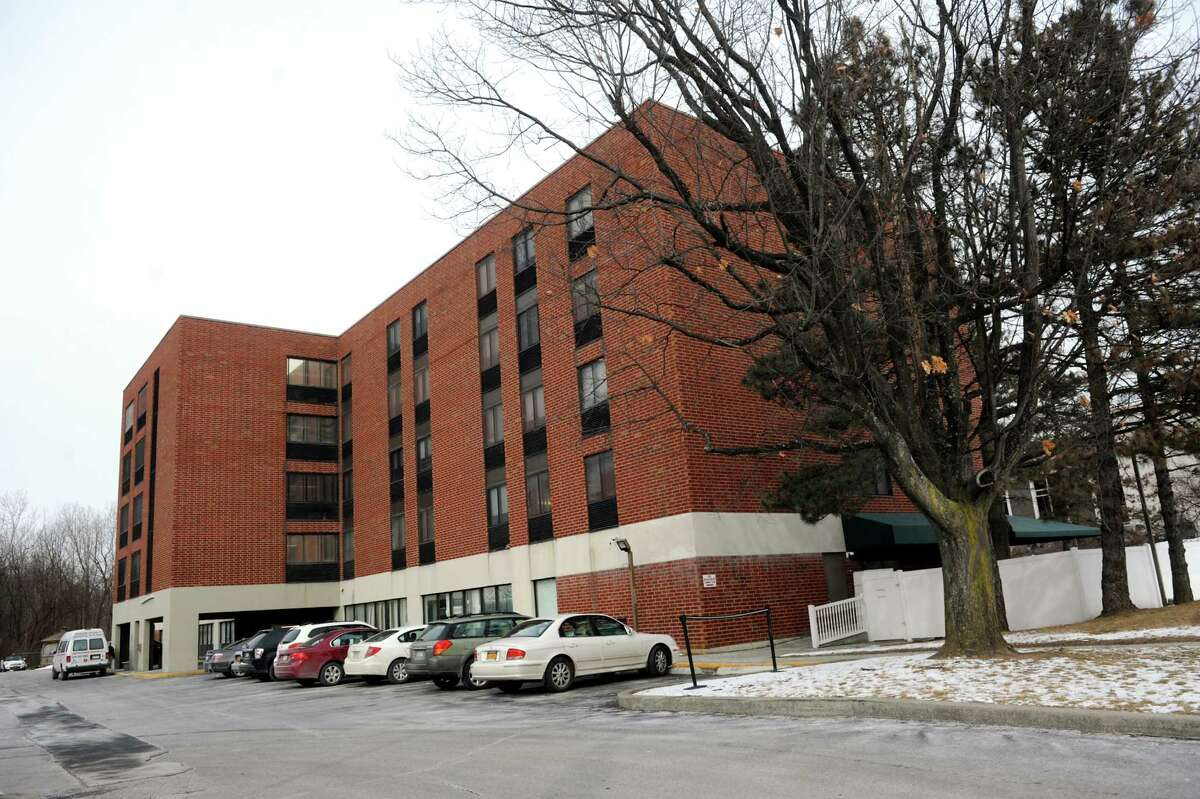Hudson Park Rehabilitation and Nursing Center on Tuesday, Jan. 21, 2014, in Albany, N.Y. (Cindy Schultz / Times Union)