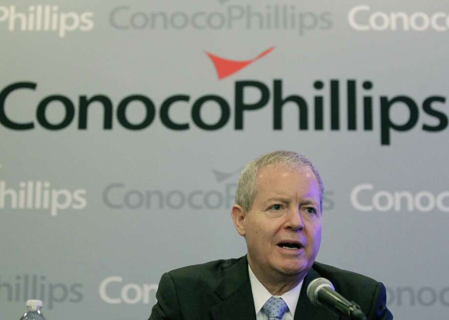 Former ConocoPhillips leader James Mulva, along with his wife, is donating $60 million to UT-Austin. Photo: Houston Chronicle / © 2010 Houston Chronicle
