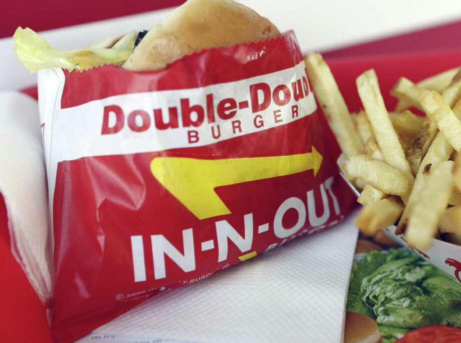 An icon on the West Coast, In-N-Out has built a cult following among California transplants in Texas. Photo: Patrick T. Fallon / Bloomberg / © 2013 Bloomberg Finance LP