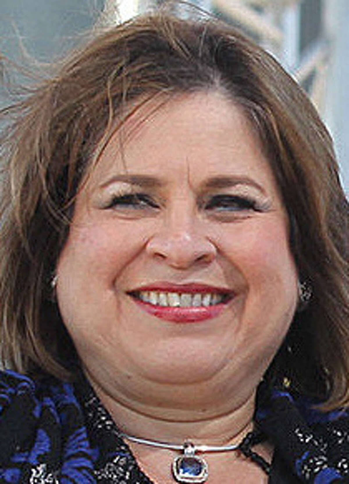 State Sen. Leticia Van de Putte is a sixth- generation Texan and a candidate for lieutenant gov.