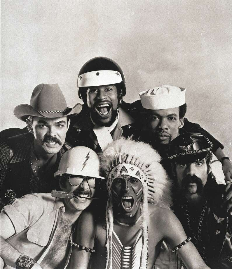 The Village People's ode to S.F. wasn't so hot. Photo: File, AP