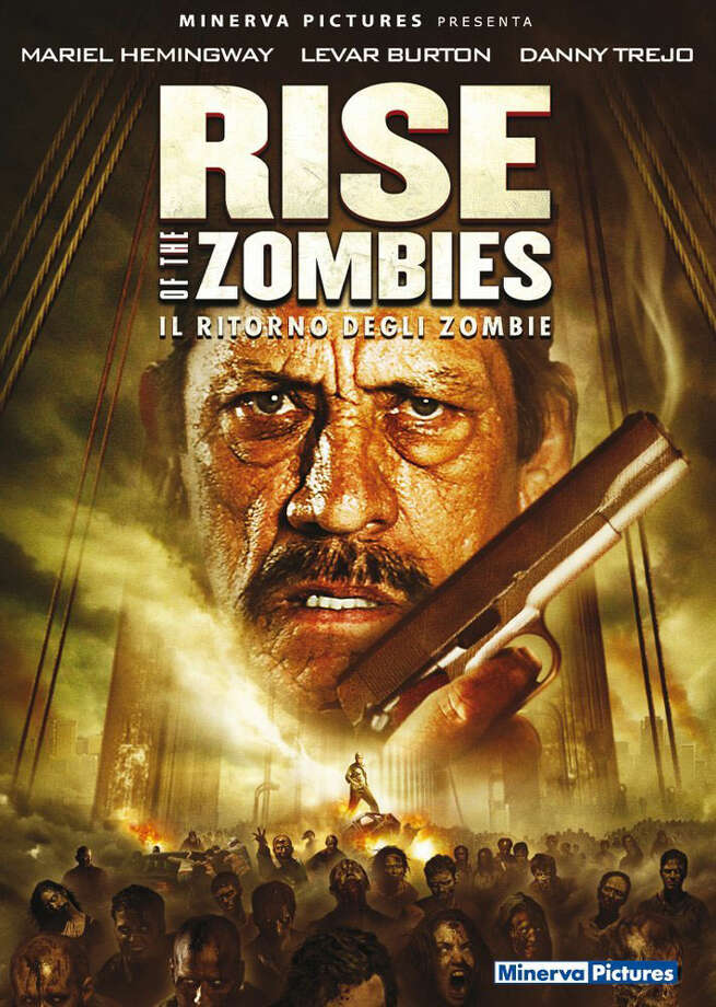 """Rise of the Zombies,"" 10 a.m. on SyFy."