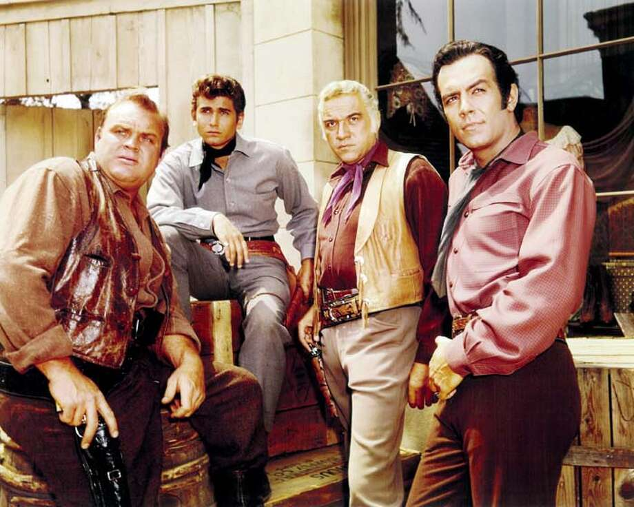 """""""Bonanza,"""" 1:50 p.m. on TV Land.  Photo: Silver Screen Collection, Getty Images / 2013 Getty Images"""