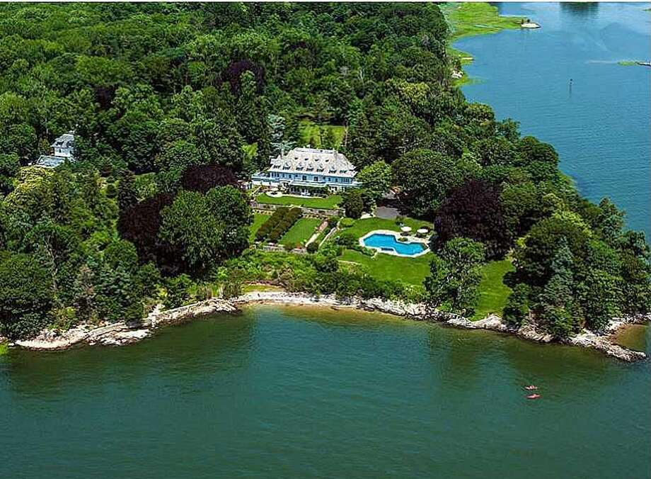 This Greenwich estate is on the market for $130 million.