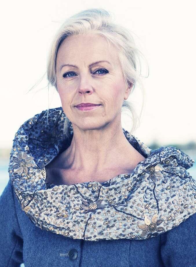Mezzo-soprano Anne Sofie von Otter Photo: Ewa Marie Rundquist