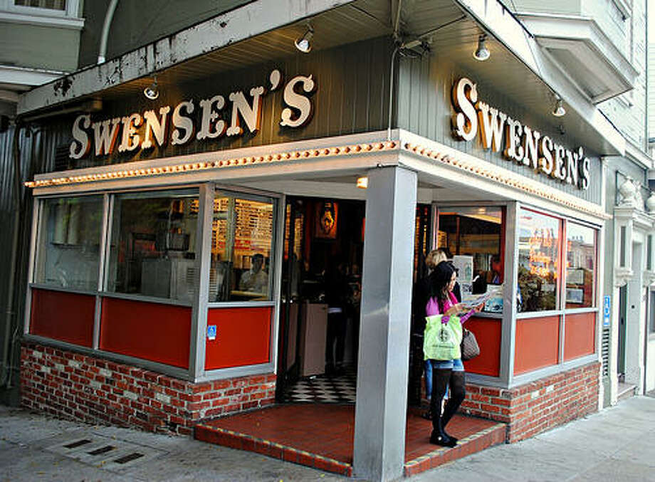 Order an ice cream cone at the first-ever Swensen's on Russian Hill. Photo: Flickr, Cragin-Spring