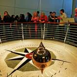 Gaze at the Foucault Pendulum until it knocks over a pin at the Academy of Sciences. (Don't miss a show at the Morrison Planetarium.)
