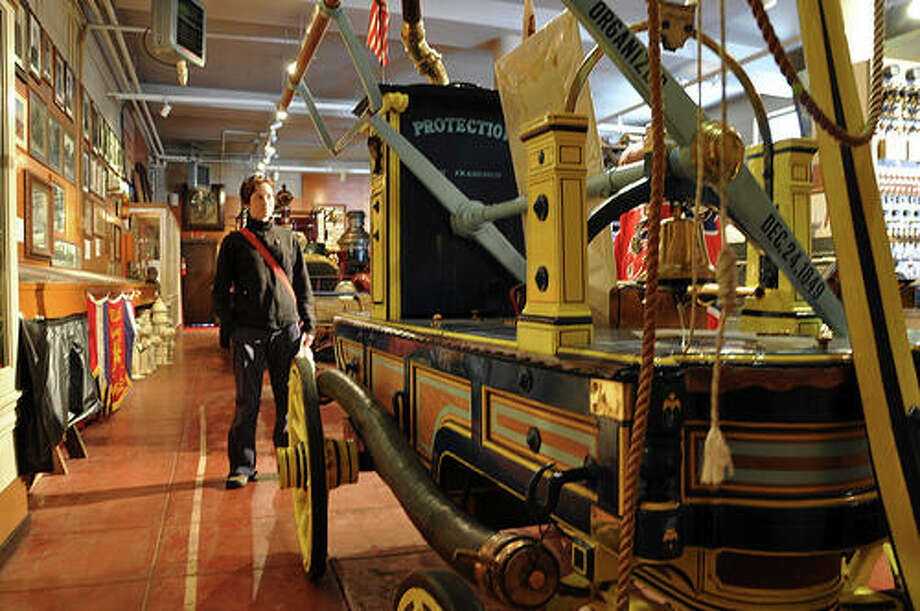 Check out the Fire Department Museum where you can see an engine from 1810. Photo: Flickr, Dunkr