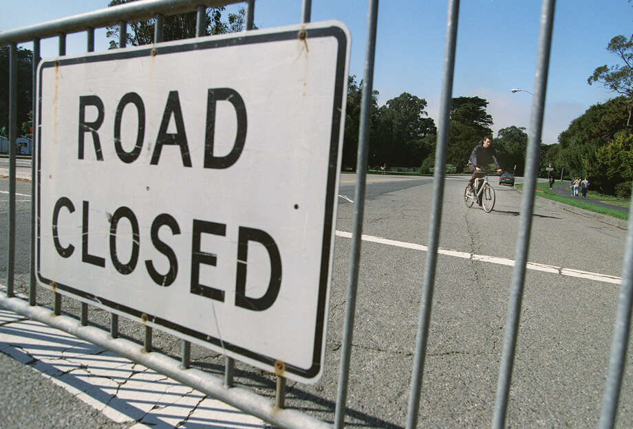 Bike along Golden Gate Park's John F Kennedy Drive on a Sunday when the street's closed to traffic.