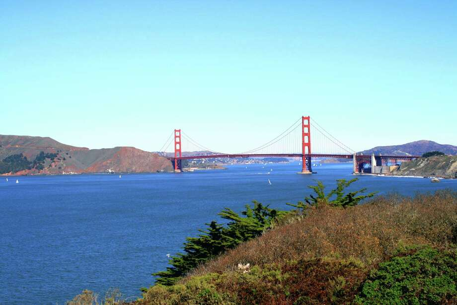 Hike the Lands End Trail, from the Cliff House to the Palace of the Legion of Honor. Stop in the Lands End Lookout Visitor Center and Cafe for a bowl of clam chowder. Photo: Travis Jensen