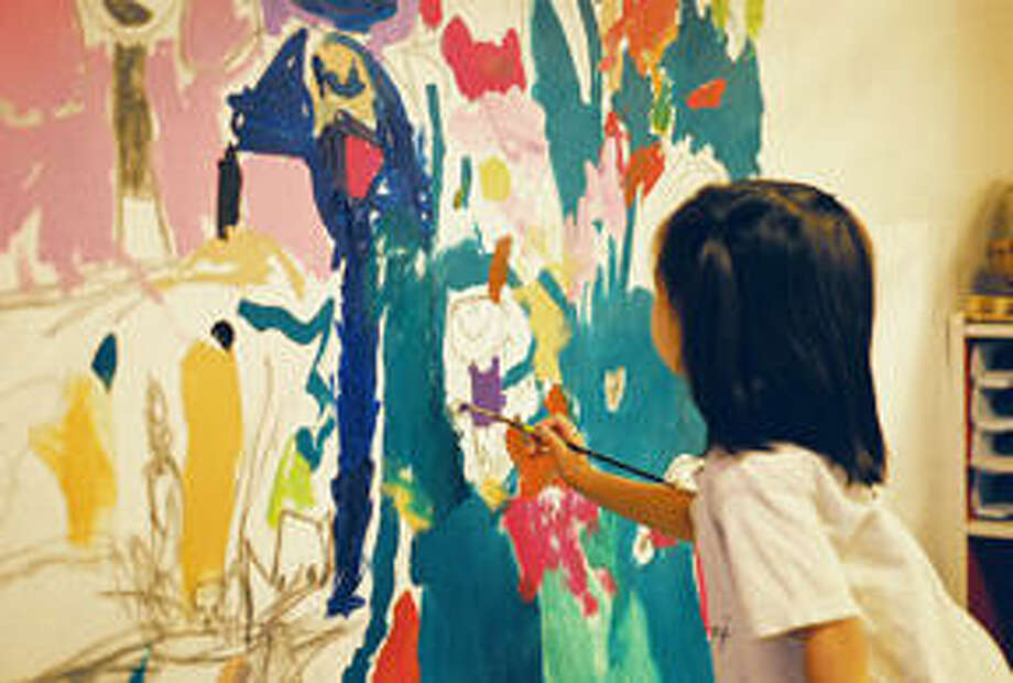 Let your imagination run wild during an art class at Precita Eyes in Bernal Heights.