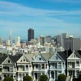 Walk by the Painted Ladies, a row of elaborately painted Victorians facing Alamo Square Park on Steiner Street. Afterward, play in the park.