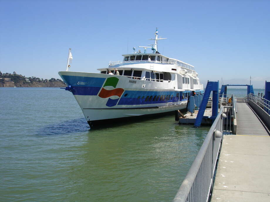 Take the ferry to Sausalito.
